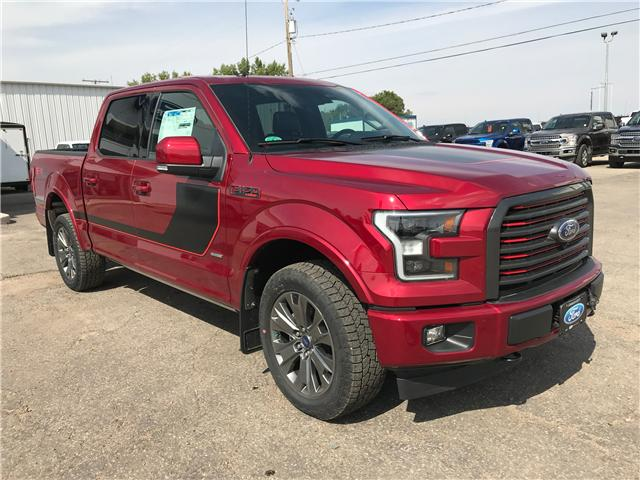 2017 Ford F-150 Lariat (Stk: 7350) in Wilkie - Image 1 of 25
