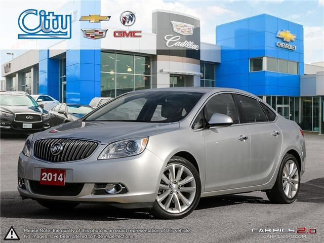 2014 Buick Verano Base (Stk: 2849171A) in Toronto - Image 1 of 27