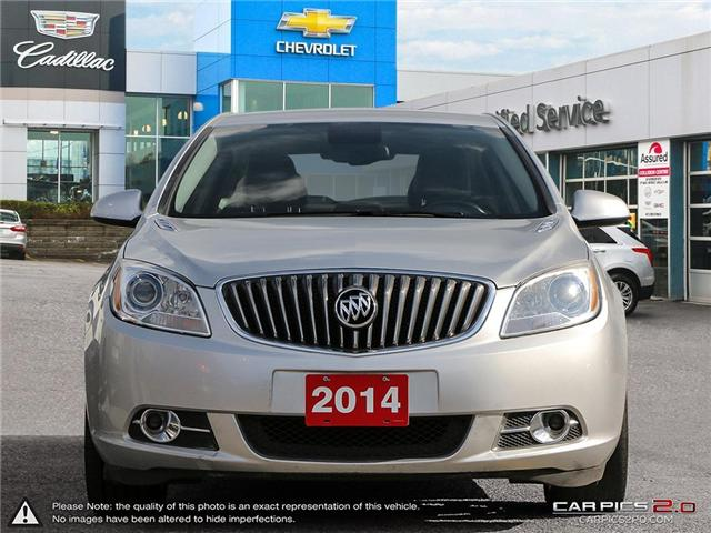 2014 Buick Verano Base (Stk: 2849171A) in Toronto - Image 2 of 27