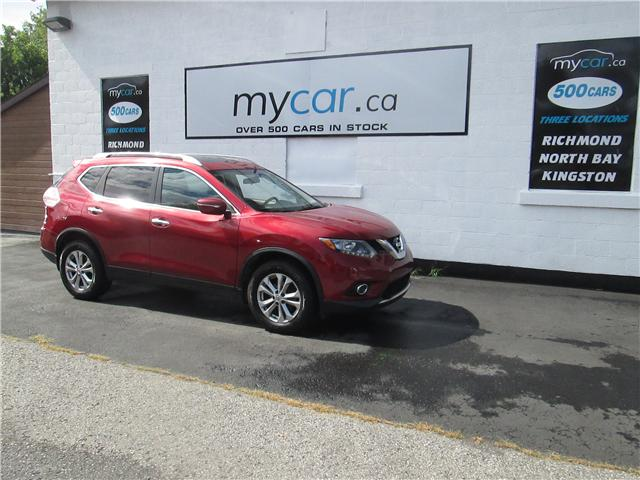 2015 Nissan Rogue SV (Stk: 181194) in Richmond - Image 2 of 14