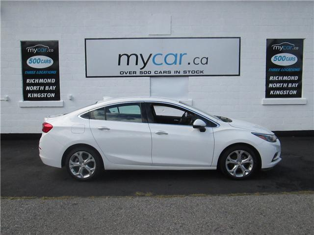 2017 Chevrolet Cruze Premier Auto (Stk: 181204) in North Bay - Image 1 of 13