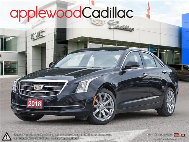 2018 Cadillac ATS 2.0L Turbo Luxury (Stk: 7993P1) in Mississauga - Image 1 of 27