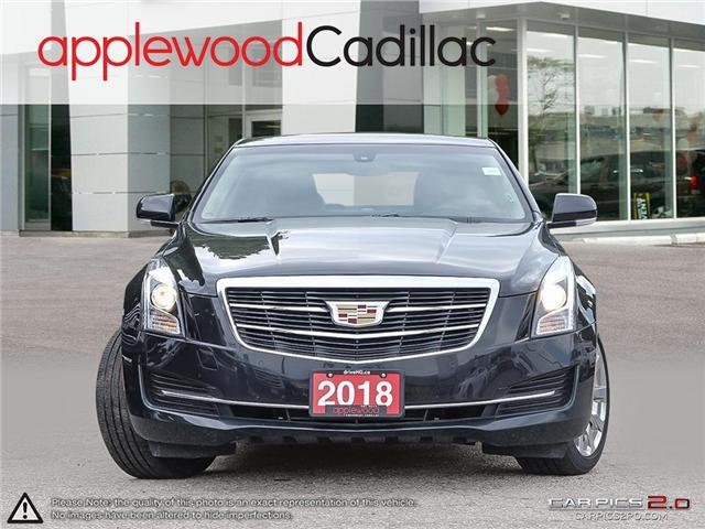 2018 Cadillac ATS 2.0L Turbo Luxury (Stk: 7993P1) in Mississauga - Image 2 of 27