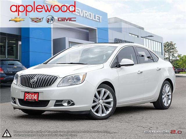 2014 Buick Verano Leather Package (Stk: 261TN) in Mississauga - Image 1 of 28