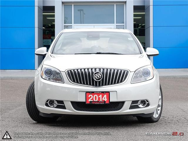 2014 Buick Verano Leather Package (Stk: 261TN) in Mississauga - Image 2 of 28