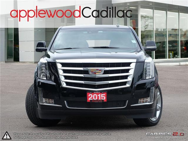 2015 Cadillac Escalade Premium (Stk: 4367TN) in Mississauga - Image 2 of 30