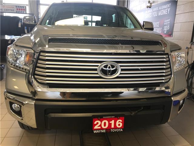 2016 Toyota Tundra  (Stk: 10842) in Thunder Bay - Image 2 of 12