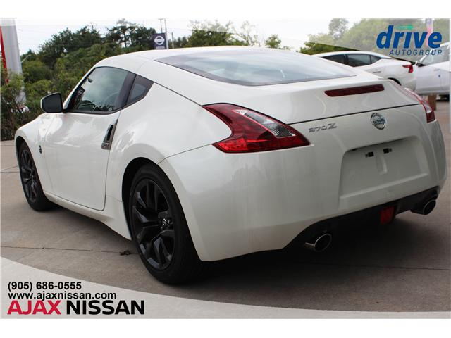 2019 Nissan 370Z Base (Stk: U001) in Ajax - Image 5 of 7
