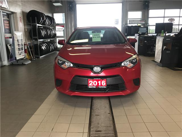 2016 Toyota Corolla LE (Stk: 10843) in Thunder Bay - Image 2 of 13
