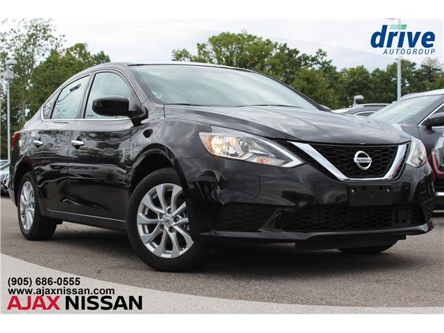 2018 Nissan Sentra 1.8 SV (Stk: T192) in Ajax - Image 1 of 31