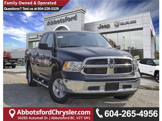 2018 RAM 1500 SLT (Stk: J347182) in Abbotsford - Image 1 of 25