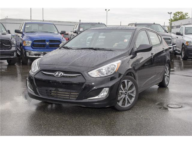 2017 Hyundai Accent SE (Stk: EE896360) in Surrey - Image 3 of 21