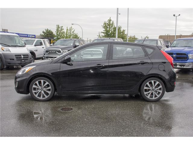 2017 Hyundai Accent SE (Stk: EE896360) in Surrey - Image 4 of 21