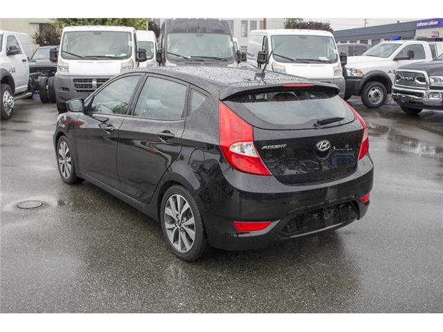 2017 Hyundai Accent SE (Stk: EE896360) in Surrey - Image 5 of 21
