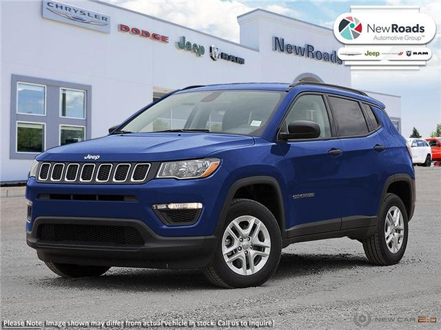 2018 Jeep Compass Sport (Stk: M17667) in Newmarket - Image 1 of 23