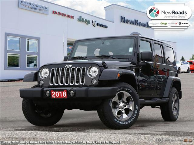 2018 Jeep Wrangler JK Unlimited Sahara (Stk: W17400) in Newmarket - Image 1 of 17