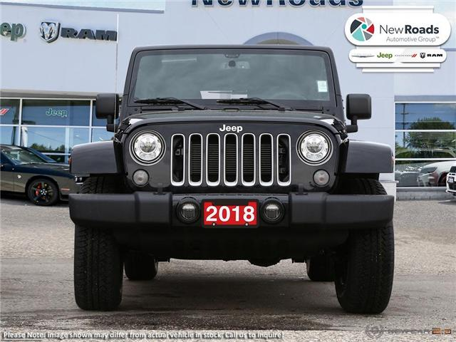2018 Jeep Wrangler JK Unlimited Sahara (Stk: W17400) in Newmarket - Image 2 of 17