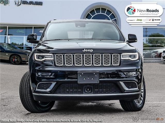 2018 jeep grand cherokee summit b w for sale in newmarket newroads chrysler. Black Bedroom Furniture Sets. Home Design Ideas