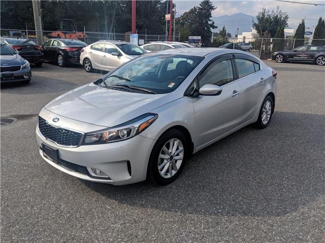 2017 Kia Forte Ex No Accidents Locally Owned Low Mileage At