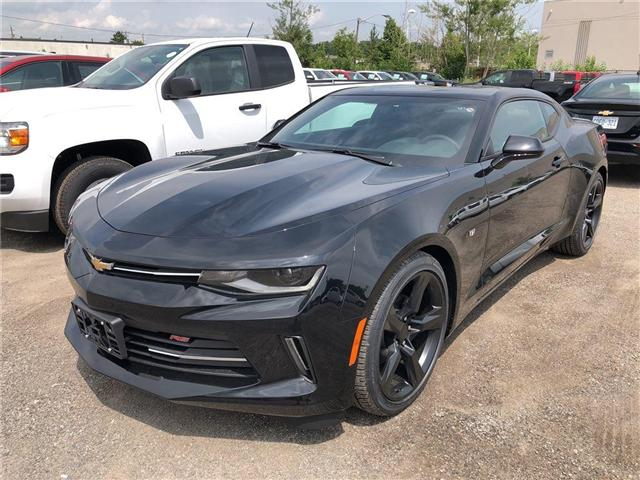 2018 Chevrolet Camaro 1LT (Stk: 188488) in Markham - Image 1 of 5