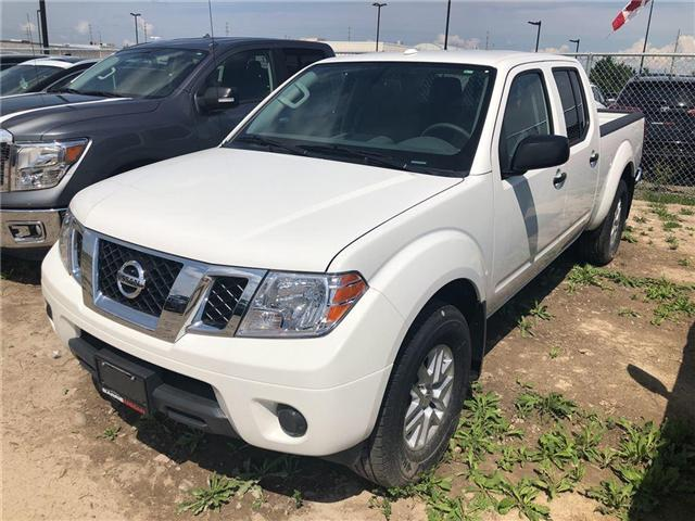 2018 Nissan Frontier SV (Stk: 18025) in Barrie - Image 1 of 4