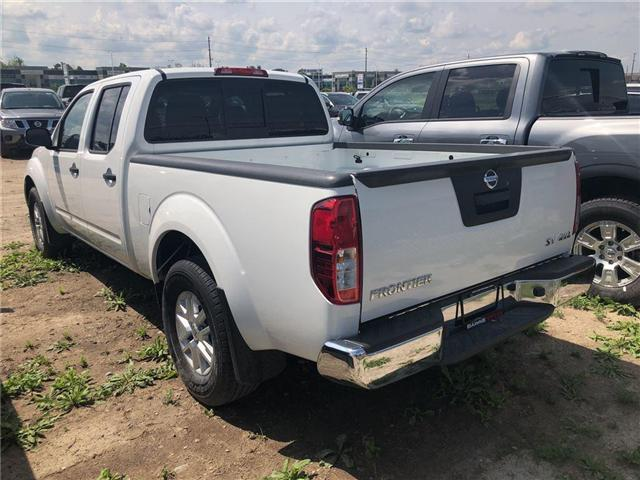 2018 Nissan Frontier SV (Stk: 18025) in Barrie - Image 2 of 4