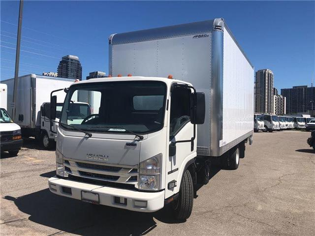 2018 Isuzu NRR New 2018 Isuzu NRR W/20' Body & Tailgate Loader (Stk: STI85243) in Toronto - Image 1 of 15