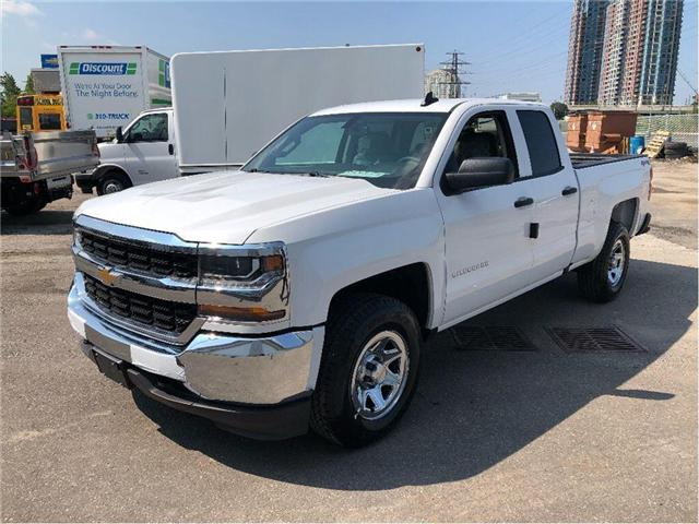 2018 Chevrolet Silverado 1500 Work Truck (Stk: PU85475) in Toronto - Image 1 of 16