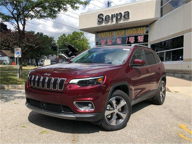 2019 Jeep Cherokee Limited (Stk: 194027) in Toronto - Image 1 of 20
