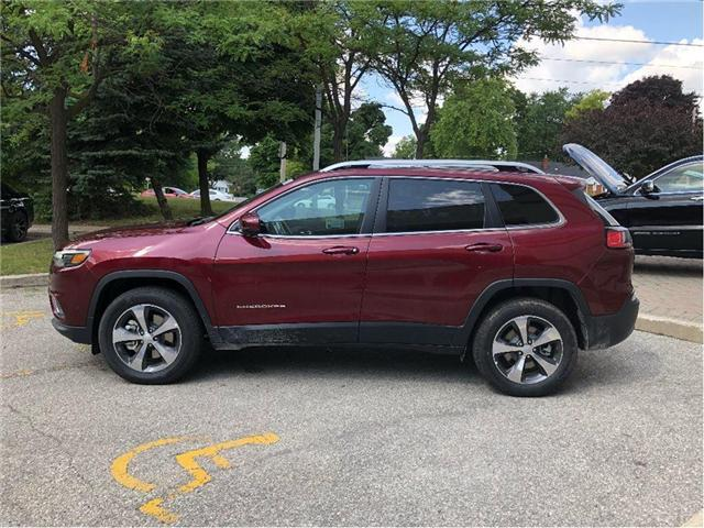 2019 Jeep Cherokee Limited (Stk: 194027) in Toronto - Image 2 of 20