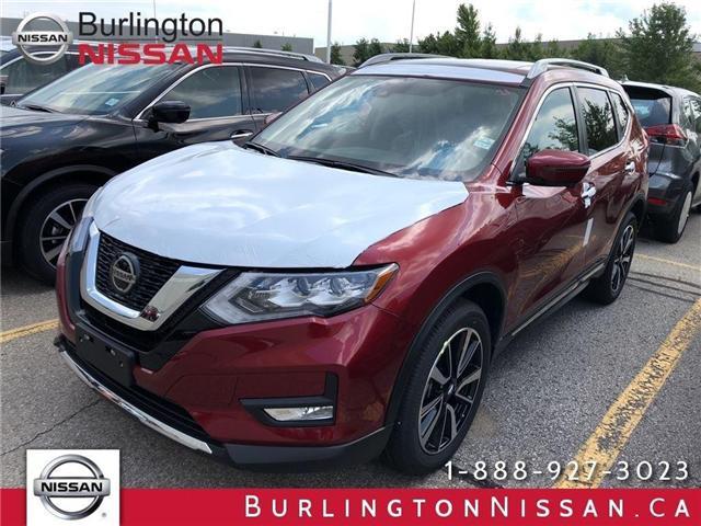2018 Nissan Rogue SL (Stk: X2244) in Burlington - Image 1 of 4