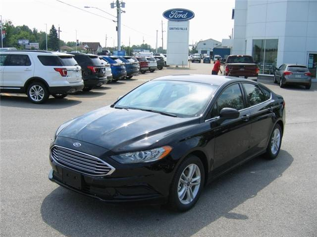 2018 Ford Fusion SE (Stk: 18465) in Smiths Falls - Image 1 of 12