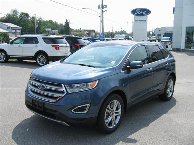 2018 Ford Edge Titanium (Stk: 18516) in Smiths Falls - Image 1 of 12