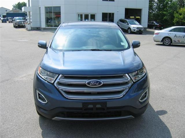 2018 Ford Edge Titanium (Stk: 18516) in Smiths Falls - Image 2 of 12