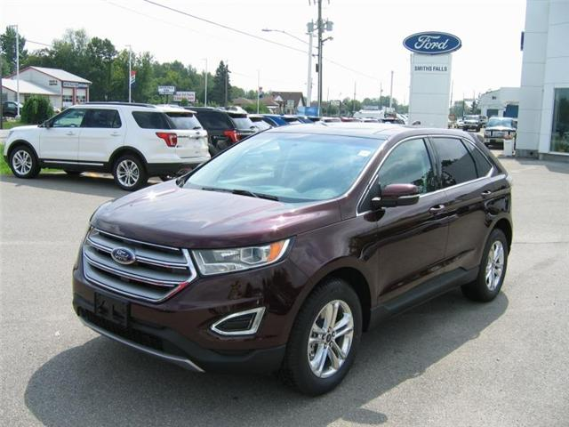 2018 Ford Edge SEL (Stk: 18520) in Smiths Falls - Image 1 of 12