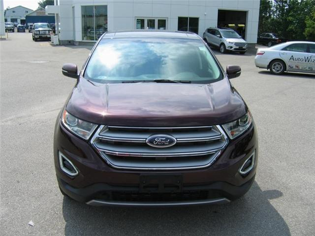 2018 Ford Edge SEL (Stk: 18520) in Smiths Falls - Image 2 of 12