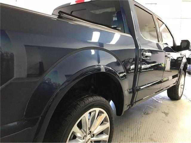 2018 Ford F-150 Platinum (Stk: 46953) in NORTH BAY - Image 8 of 20