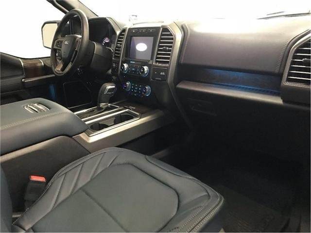 2018 Ford F-150 Platinum (Stk: 46953) in NORTH BAY - Image 12 of 20