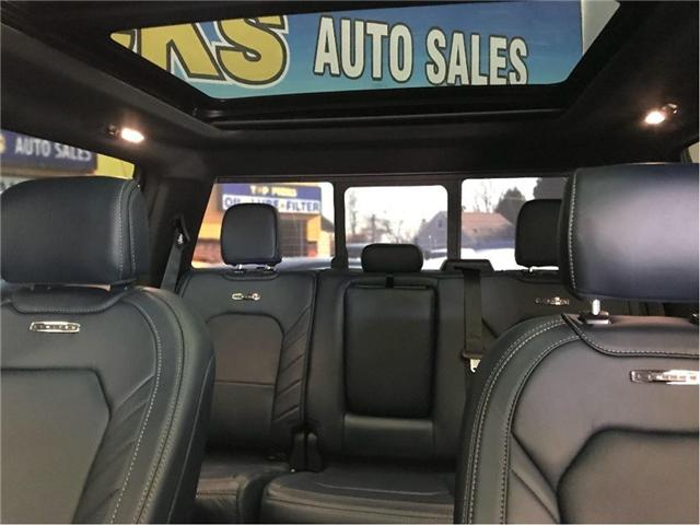 2018 Ford F-150 Platinum (Stk: 46953) in NORTH BAY - Image 15 of 20