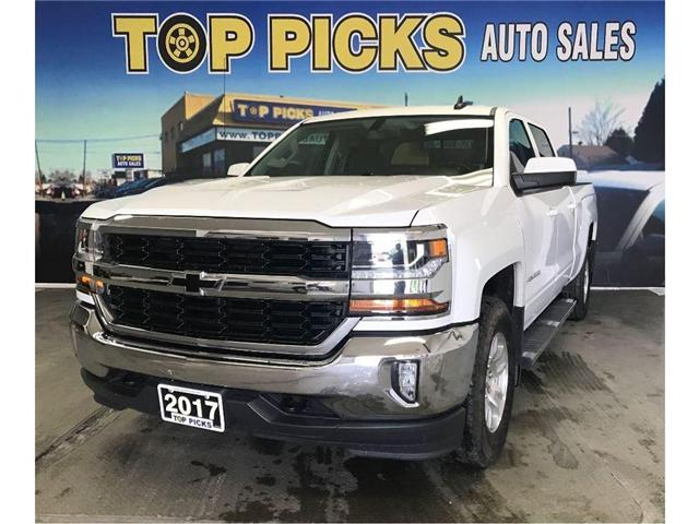 2017 Chevrolet Silverado 1500 LT (Stk: 135622) in NORTH BAY - Image 1 of 14