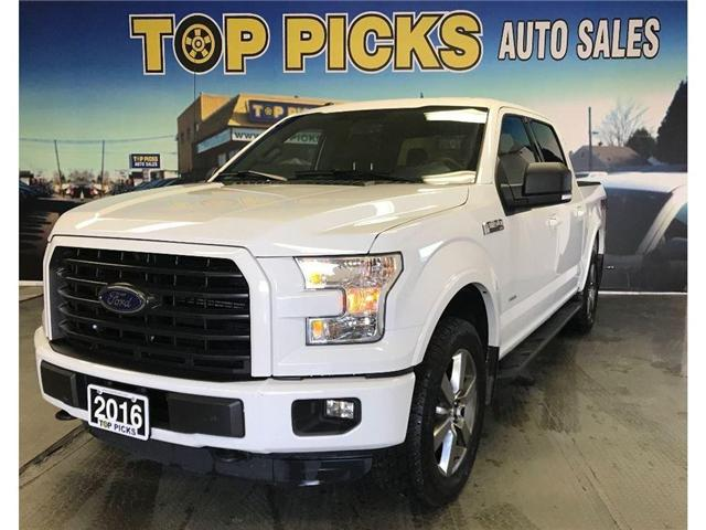 2016 Ford F-150 XLT (Stk: 16023) in NORTH BAY - Image 1 of 16