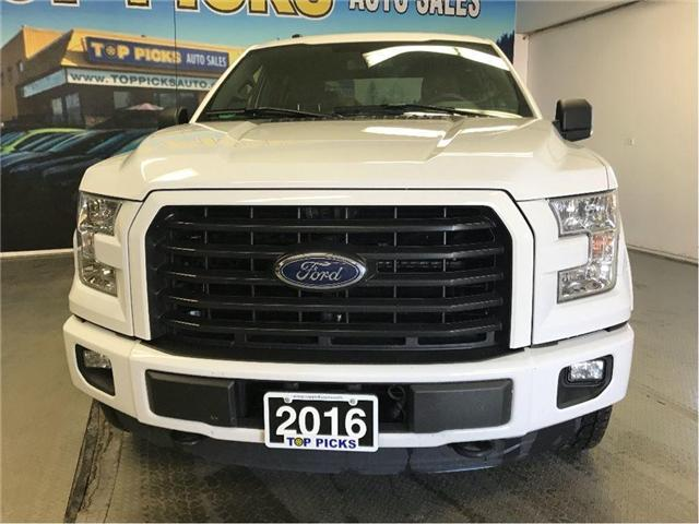 2016 Ford F-150 XLT (Stk: 16023) in NORTH BAY - Image 2 of 16