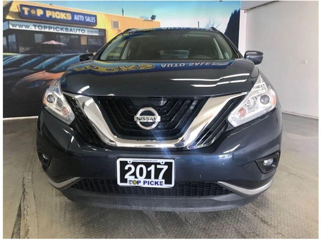 2017 Nissan Murano SV (Stk: 175434) in NORTH BAY - Image 2 of 19