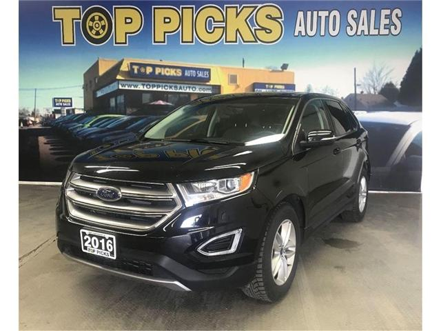 2016 Ford Edge SEL (Stk: 45287) in NORTH BAY - Image 1 of 18