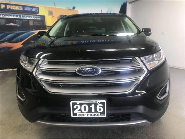 2016 Ford Edge SEL (Stk: 45287) in NORTH BAY - Image 2 of 18
