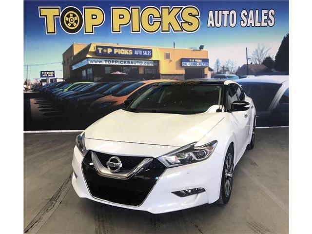 2017 Nissan Maxima SV (Stk: 365068) in NORTH BAY - Image 2 of 18