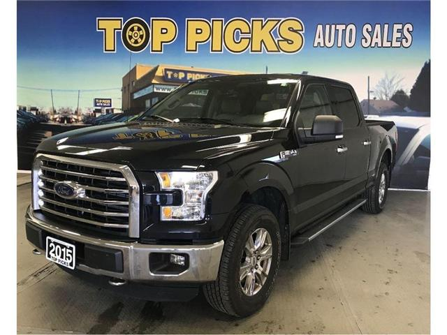 2015 Ford F-150 XLT (Stk: 64045) in NORTH BAY - Image 1 of 13