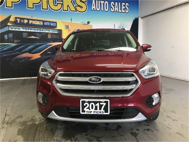 2017 Ford Escape Titanium (Stk: 33227) in NORTH BAY - Image 2 of 17