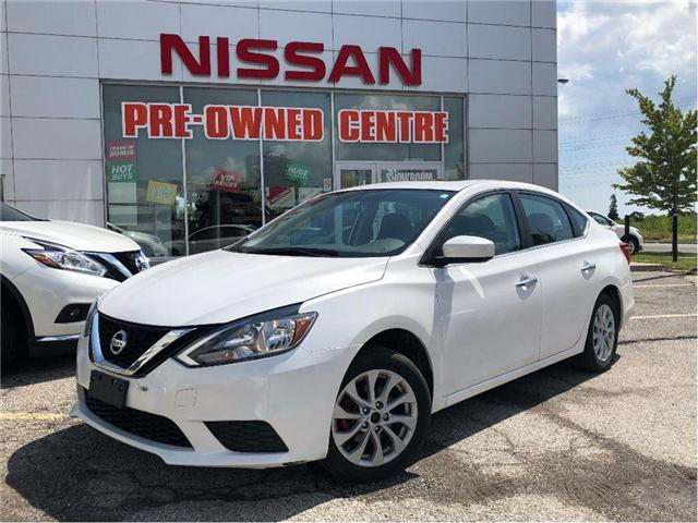 2017 Nissan Sentra SV (Stk: M9669AA) in Scarborough - Image 1 of 21