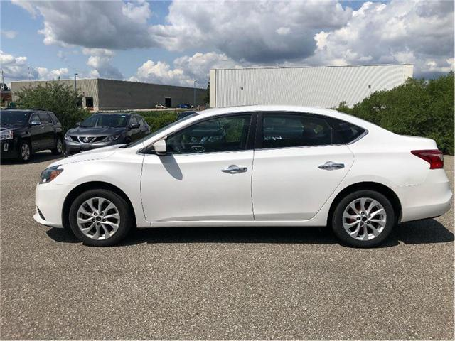 2017 Nissan Sentra SV (Stk: M9669AA) in Scarborough - Image 2 of 21